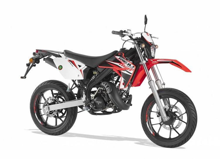 50cc Motorcycle - Rieju MRT 50 SM Pro