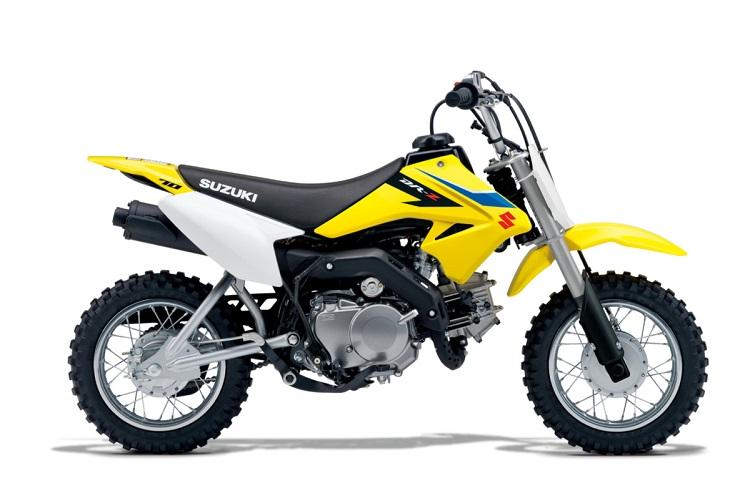Suzuki 50cc Motorcycle