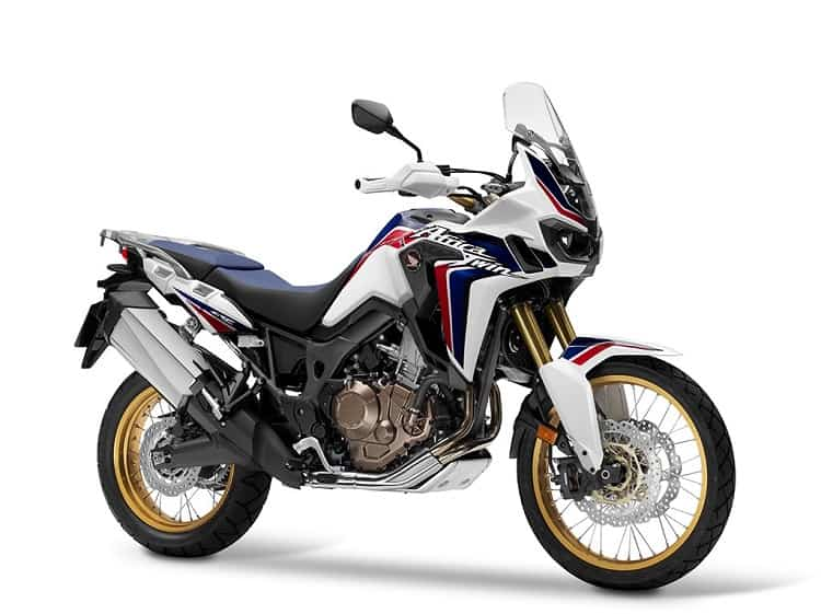 Best Dual Sport Motorcycles - Honda CRF1000L Africa Twin