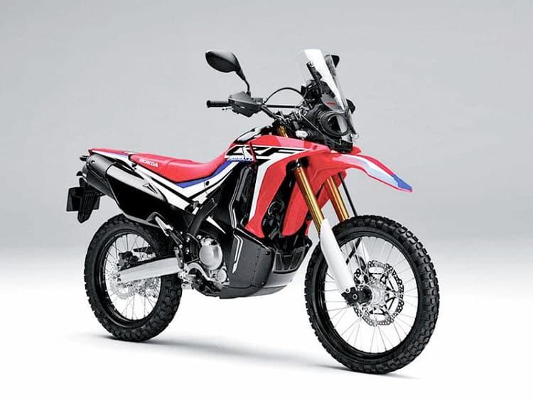 Best Dual Sport Motorcycles - Honda CRF250L Rally