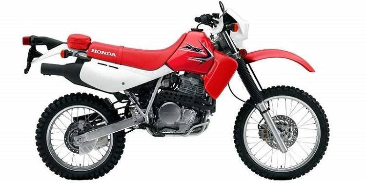 Best Dual Sport Motorcycles - Honda XR650L