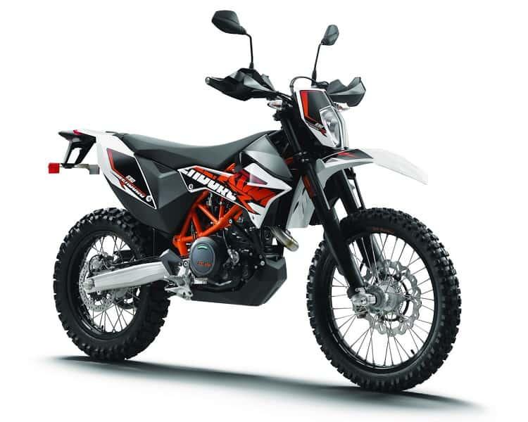 Best Dual Sport Motorcycles - KTM 690 Enduro R