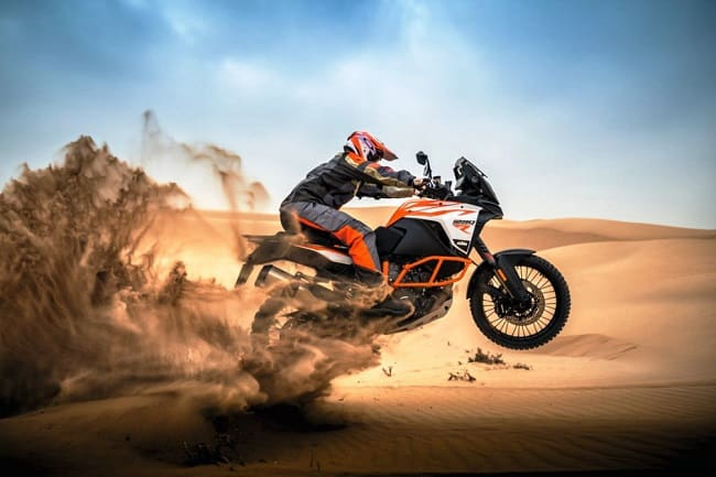 Best Dual Sport Motorcycles - KTM Super Adventure 1290 R Off-Road