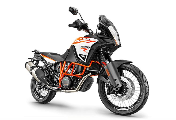 Best Dual Sport Motorcycles - KTM Super Adventure 1290 R