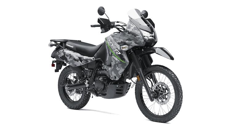 Best Dual Sport Motorcycles - Kawasaki KLR650R