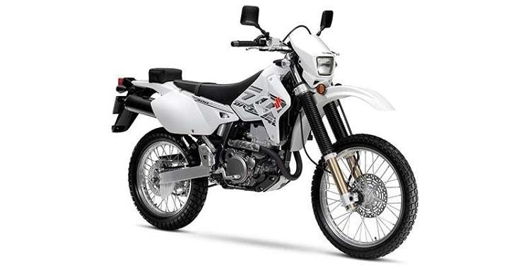 Best Dual Sport Motorcycles - Suzuki DR-Z400S