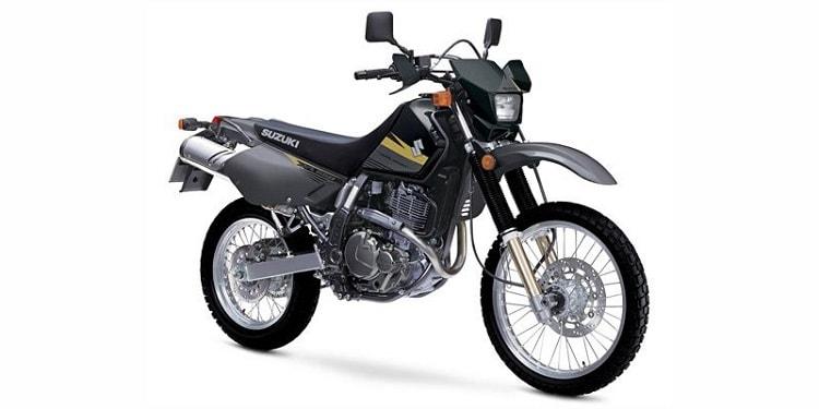 Best Dual Sport Motorcycles - Suzuki DR650S