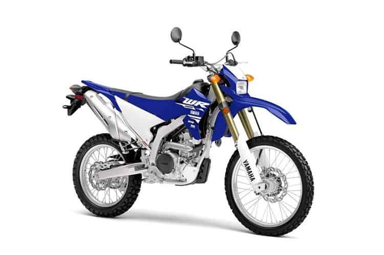 Best Dual Sport Motorcycles - Yamaha WR250R