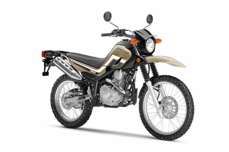 Best Dual Sport Motorcycles - Yamaha XT250