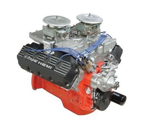 Mopar Performance 528 C.I.D. 640 HP Crate Engine