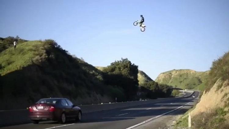 Best Motorcycle Stunts - Kyle Katsandris