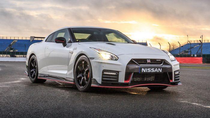 Nissan GTR Nismo Front 3/4