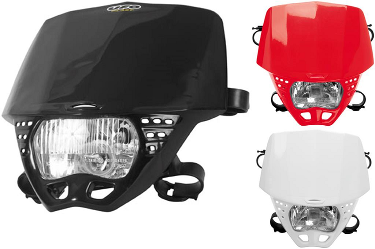 Street Legal Dirt Bike - Headlight