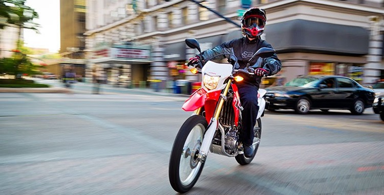 Street Legal Dirt Bike - Honda CRF