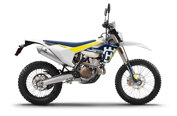 Street Legal Dirt Bike - Husqvarna