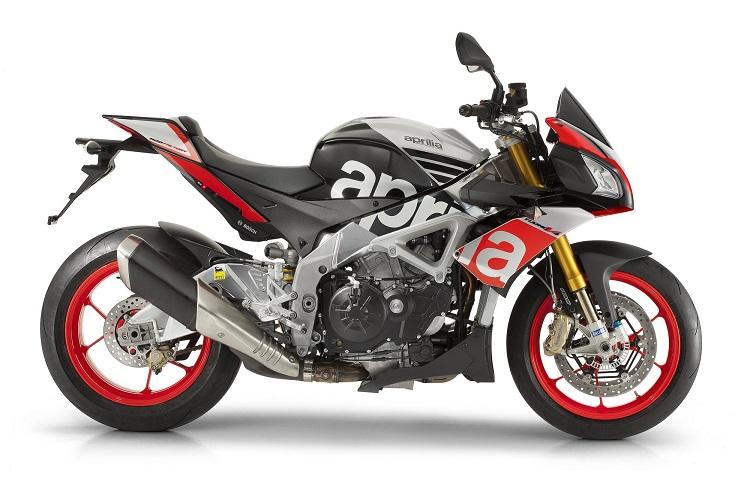 Streetfighter Motorcycles - 2018 Aprilia Tuono 1100 V4