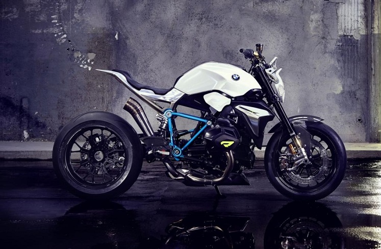 Streetfighter Motorcycles - BMW Concept 1