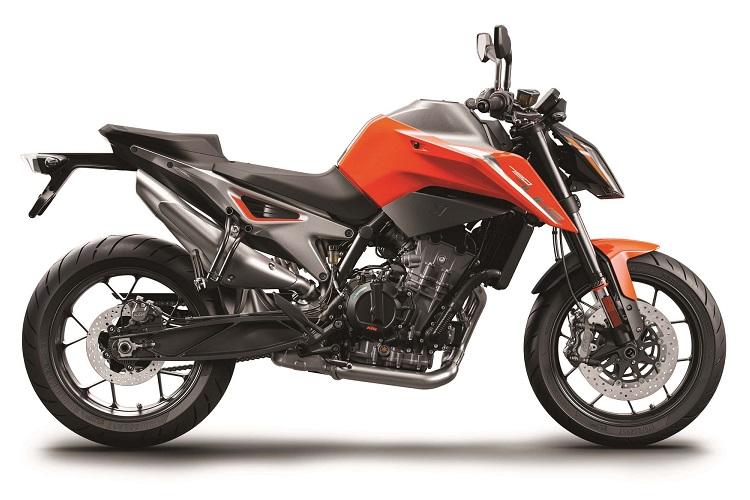 Streetfighter Motorcycles - KTM 790 Duke