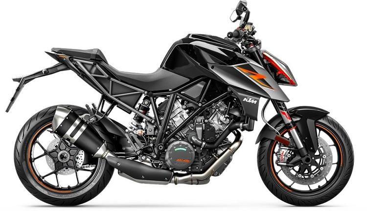 Streetfighter Motorcycles - KTM Super Duke 1290 R