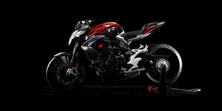 Streetfighter Motorcycles - MV Agusta Brutale 800 RR