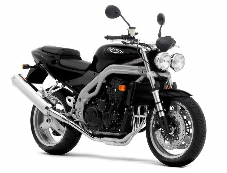 Streetfighter Motorcycles - Triumph 1