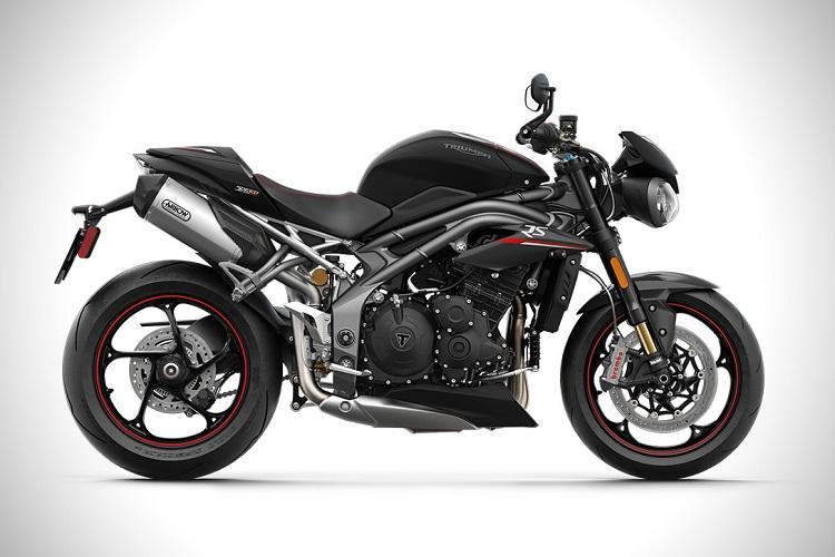 Streetfighter Motorcycles - Triumph Street Triple
