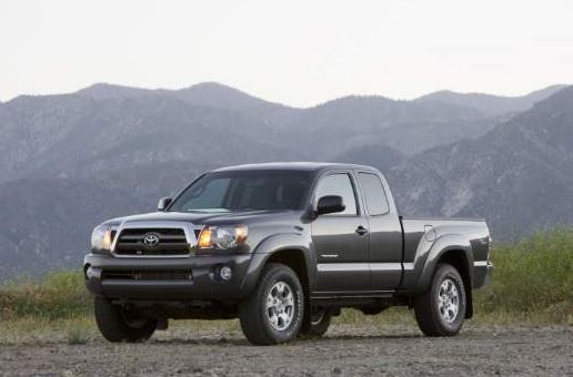 Toyota Tacoma 2nd Generation Access Cab 002