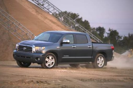Toyota Tundra 2nd Generation off-road