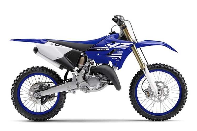 Yamaha Dirt Bikes - Yamaha YZ125 2018