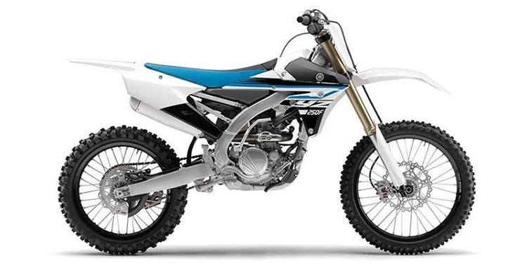 Yamaha Dirt Bikes - Yamaha YZ250F 2018