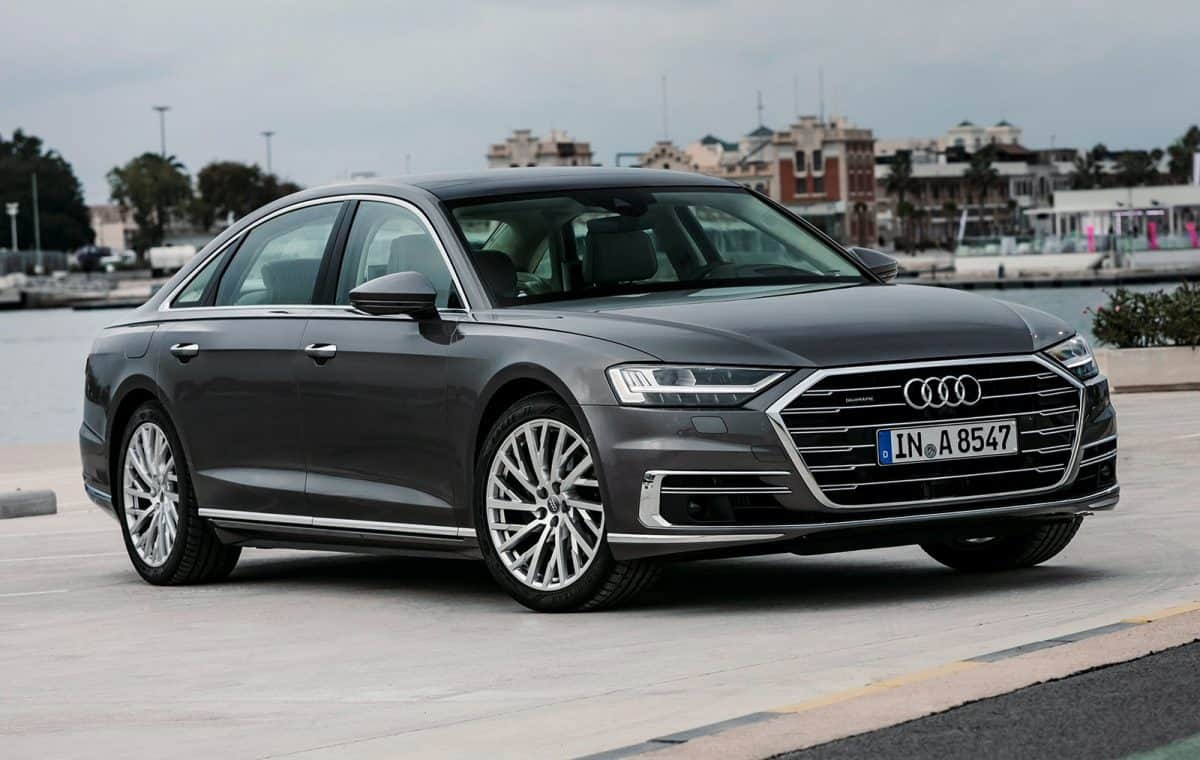 New Audi A8 is one of the most luxurious and technologically advanced Audi models in 2019