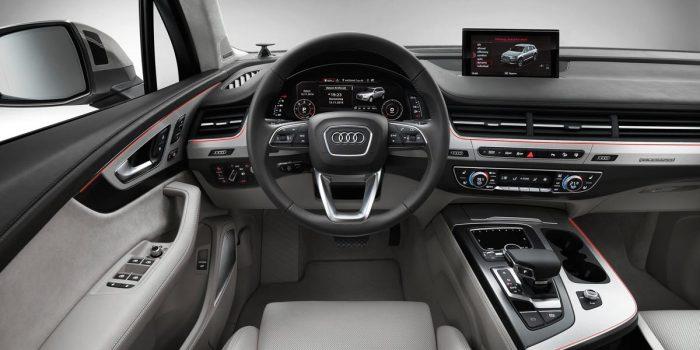 Audi Q7 best family SUV