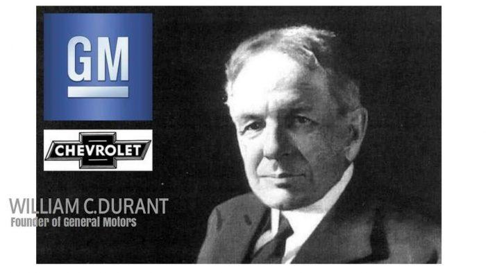 Chevy Emblem William C Durant
