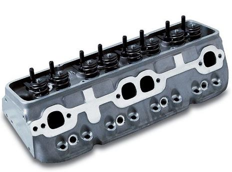 Chevy Engines Cylinder Heads