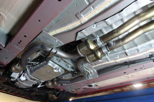 Chevy Exhaust System - Chevy Engines
