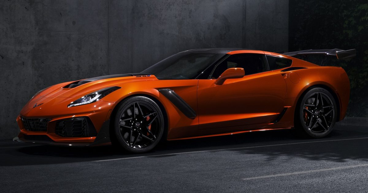 2019 Chevy Lineup - 2019 Chevrolet Corvette ZR1 is, hands-down one of the hottest Chevy models for 2019