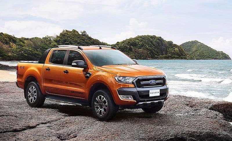 2019 Ford Lineup - Overseas-spec Ford Ranger previews a resurrected U.S. model