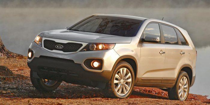 Kia sorento Best Family SUV