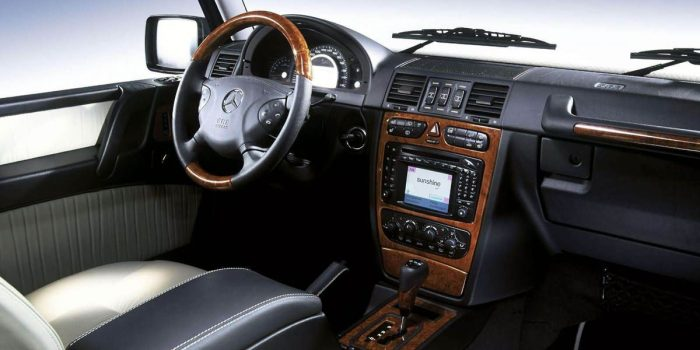 best family suv Mercedes-benz g55 amg