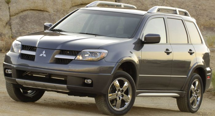 Mitsubishi Outlander Best Family SUV
