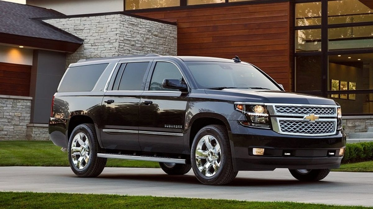 2019 Chevy Lineup - Chevrolet Suburban will be one of the most outdated 2019 Chevy models