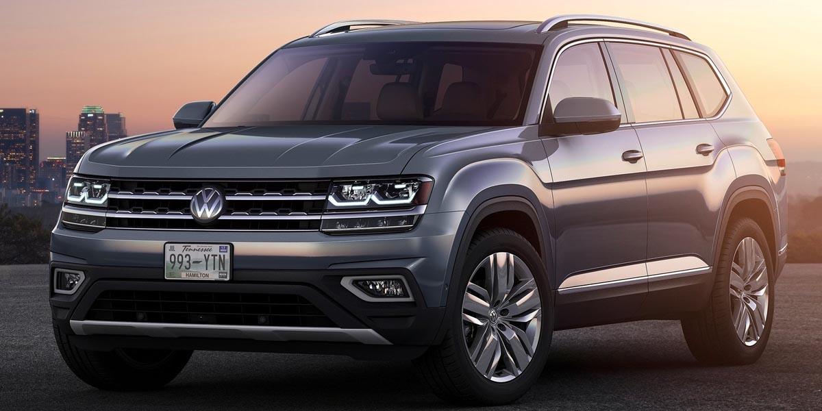 Volkswagen Atlas Best Family SUV