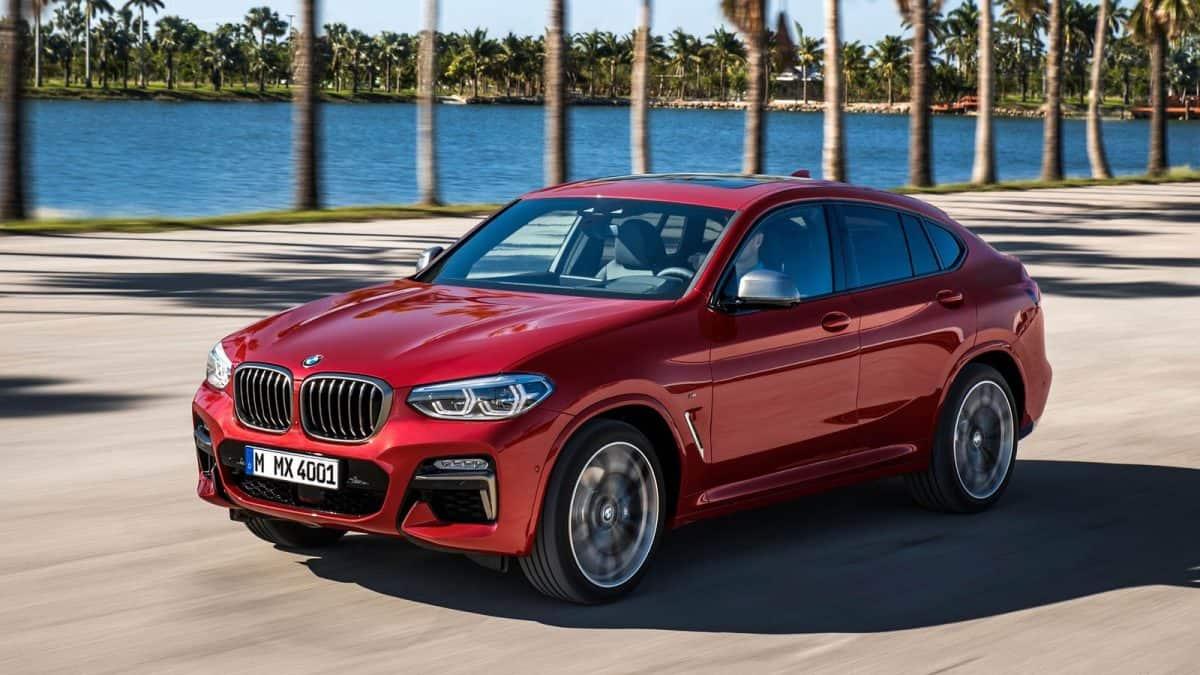 2019 BMW Lineup - 2019 BMW X4