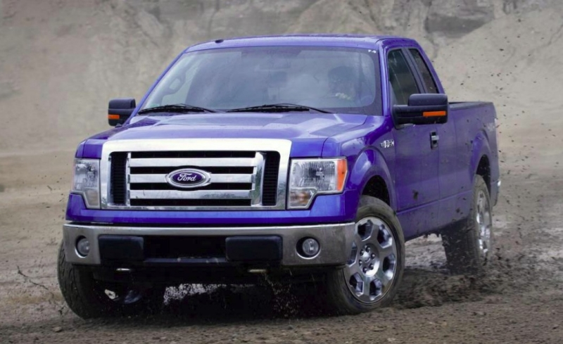 2009 Ford 150 - Cheap Used Trucks