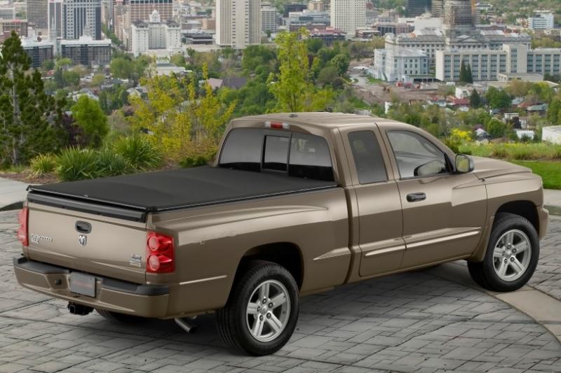 2010 Dodge Dakota - passenger side rear view