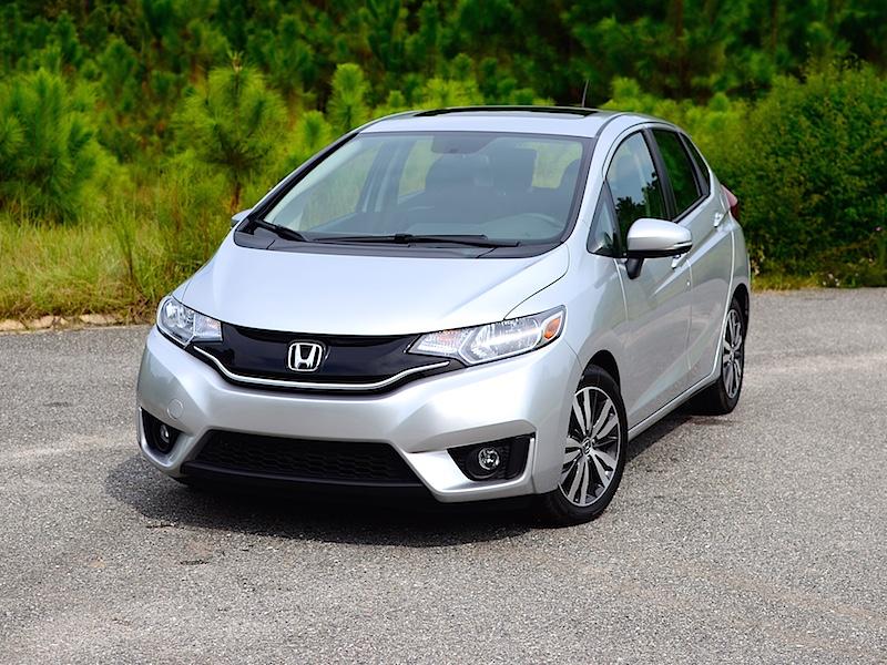 2016 Honda Fit - low cost cars