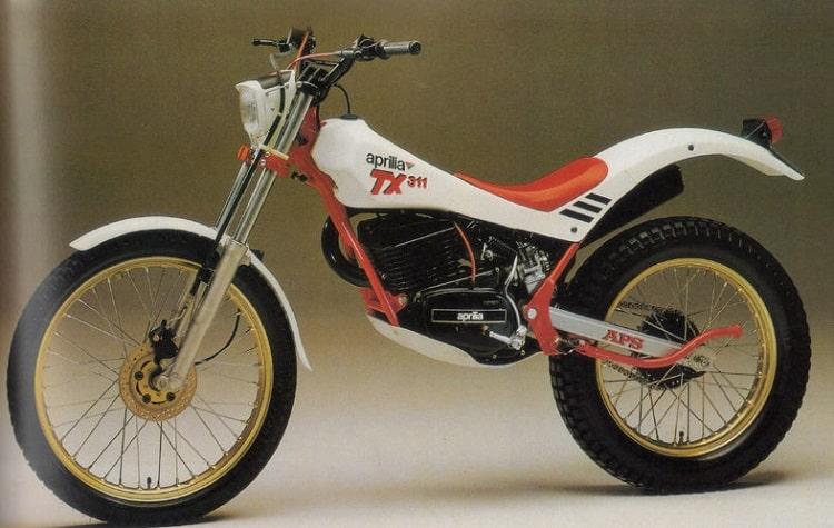 Aprilia TX311