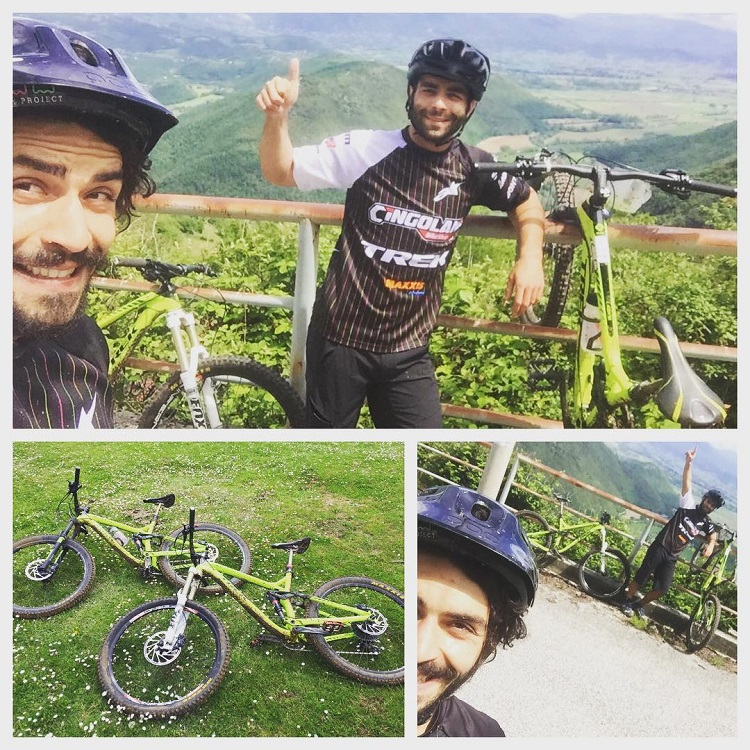 Branded Bicycles - Best Mountain Bikes - Danilo Petrucci