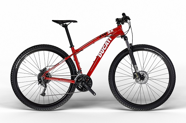 Branded Bicycles - Best Mountain Bikes - Ducati 310SX