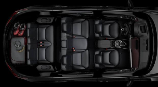 Mazda CX-9 seating configurations